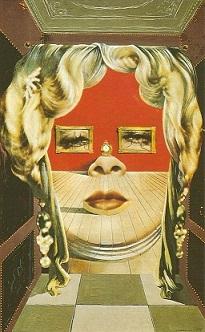 Портрет чувственной женщины