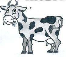 Корова / Die Kuh