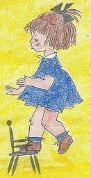 Кукольный стульчик / Das Puppenstühlchen