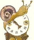 Die Uhr geht nach