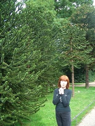 Бонн. Ботанический сад.