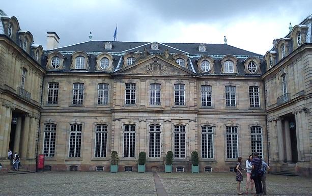Страсбург. Музеи были в тот день бесплатными.