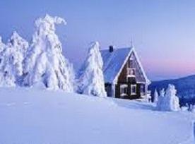 Juchhe! Der Winter ist schön!