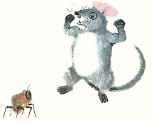 Es sprach die Maus