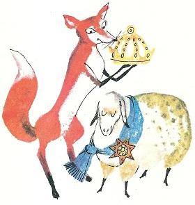 Der gerissene Fuchs