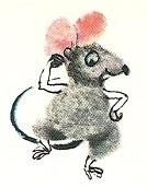 Die arme Maus