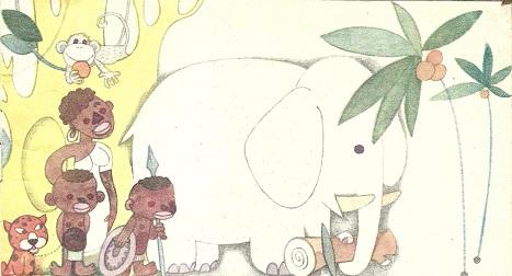 Der brave Elefant