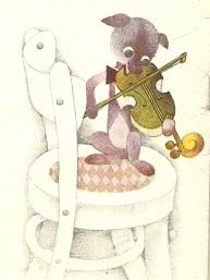 Geigespieler