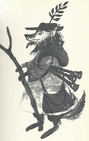 Der Wolf als Hirte