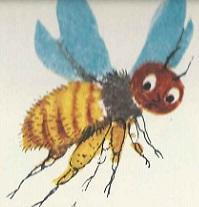 Die Biene Liane