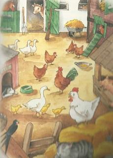 Im Bauernhof