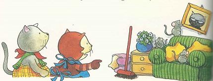 Katzenwohnung