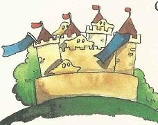 Uraltes Schloss
