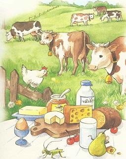 Schon Melkzeit?