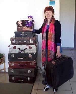 Ах, возьму я чемоданчик...
