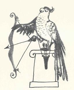 Die Senjorita und der Papagei