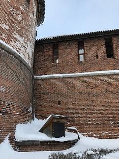 У Кладовой (второй) башни