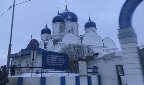 Боголюбский монастырь Рождества Богородицы (женский)
