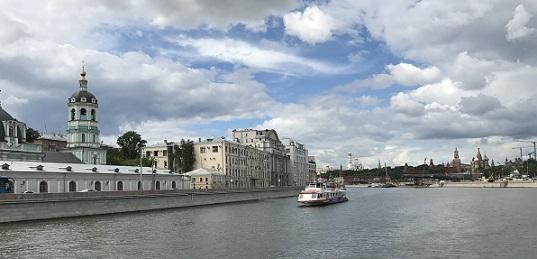 Как же хороша всё-таки Москва!