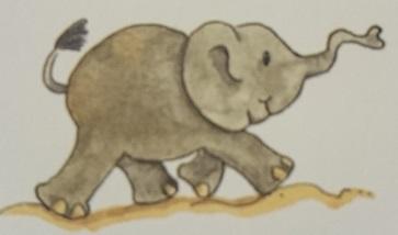 Слонёнок Яго